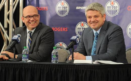 Todd McLellan, Oilers Head Coach