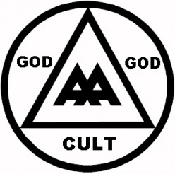 AA is a cult! It's A No- Brainer