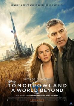 Movie Review: Tomorrowland (Spoiler Free)