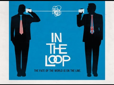 """Poster for """"In The Loop"""""""