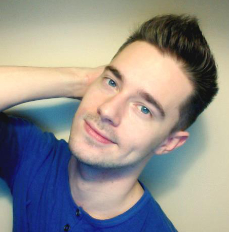 Chris Crocker in 2013.