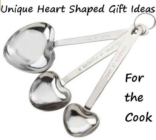 Unique Heart Shaped Gift Ideas