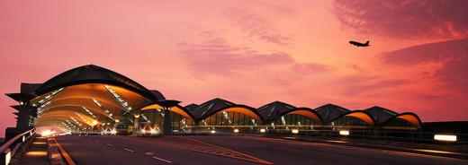 KLIA - Kuala Lumpur International Airport