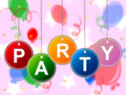 If you are very detail oriented and social, party planning is a good way to enjoy your weekend job.
