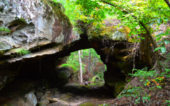 Do you have some natural arches that you like to visit in your state?