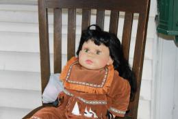 Doll Imaginary Friend