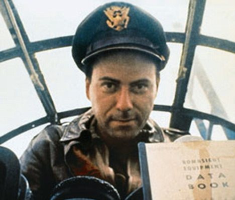 Alan Arkin played John Yossarian in the 1970 filmed version of Catch-22.