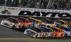 The Daytona 500 kicks-off the NASCAR season each year.