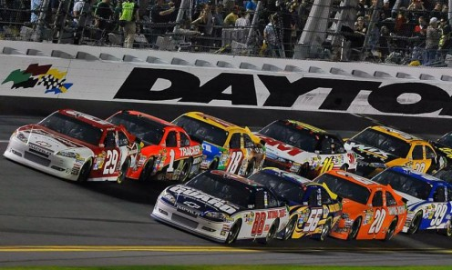 The Daytona 500 kicks-off the NASCAR season each year.