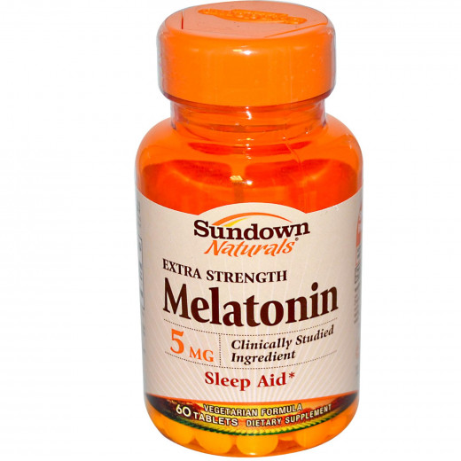 Melatonin Supplement For Insomniacs