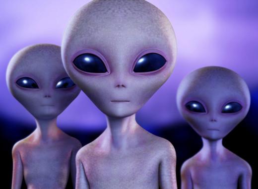 Aliens may have enslaved us humans