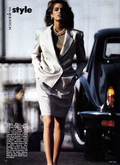 Professional Woman of 1980s - 1990s