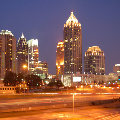 Atlanta is a busy city with a great transportation system so, even if you do not have a car, you can still reach almost any of the attractions listed below