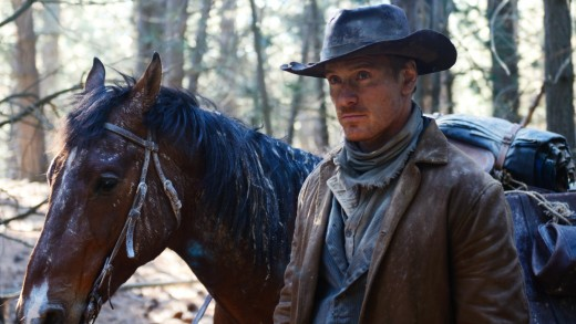 Michael Fassbender as well-intentioned but ruthless outlaw turned guard Silas Selleck