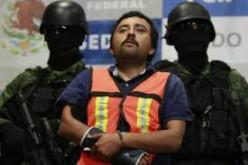 Drug kingpin arrested by Border Patrol.