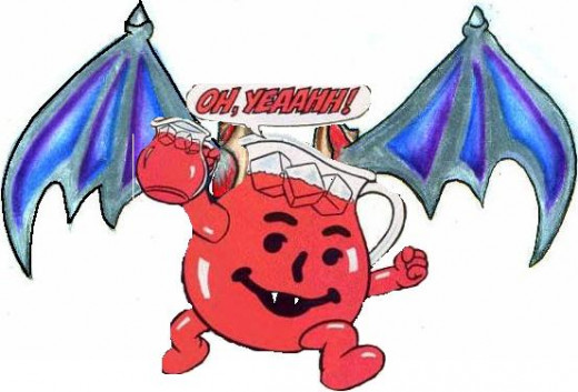 Kool-aid dragon 2