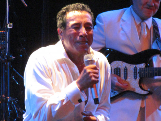 Smokey Robinson, is still a leading performer even in the music and songwriting world of today.