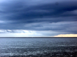 A cloudy day can cause problems from the sun lurking  behind the clouds