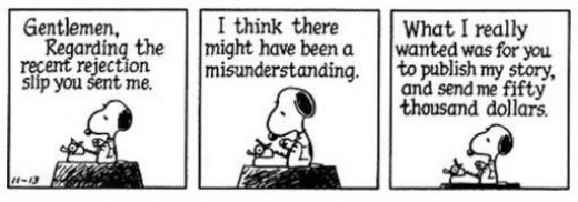 Snoopy by Charles Schulz