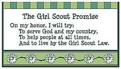 Girl Scout Daisy Awards Ceremony Speech Itinerary