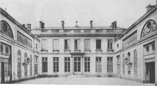 Hôtel de Bourbon-Condé