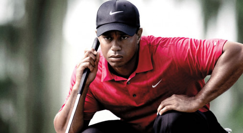 Tiger Woods. Groundbreaking. Controversial. Finished?