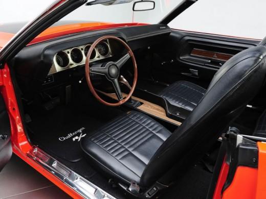 Challenger R/T Interior