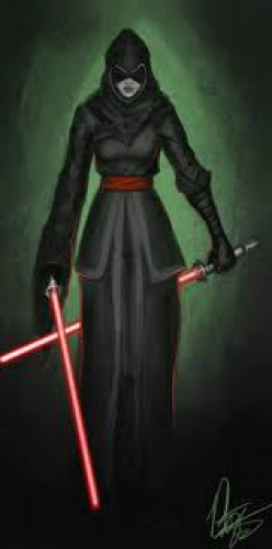 The Sith Lord Returns And Twain They Come....