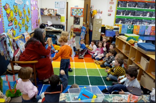Preschool owners love Circle Time because it allows for higher teacher/student ratios, increasing revenue.
