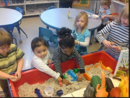 Some parents see self-directed play as a waste of time. They believe Circle Time is when the REAL learning takes place.
