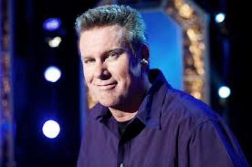 Super-funny comedian, Brian Regan.
