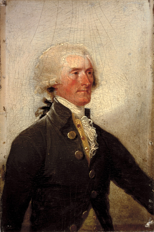 Thomas Jefferson, who frequently compiled suggested reading lists for his friends