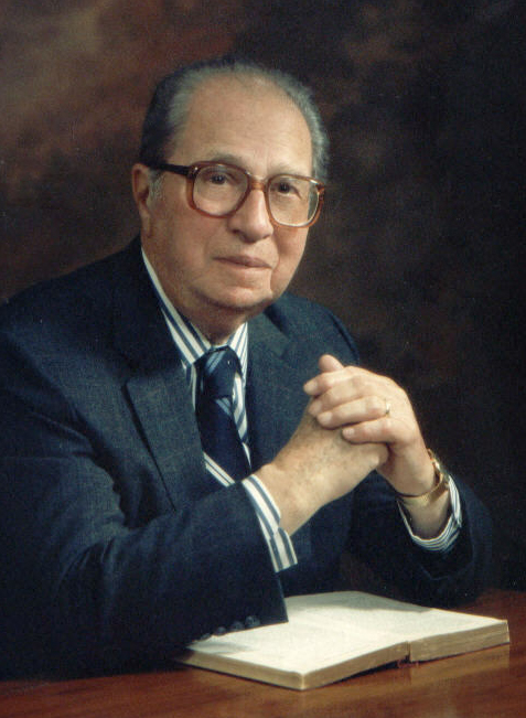 Mortimer J. [Jerome] Adler, one of the twentieth-century founders of the Great Books courses