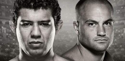 The Co-Main Event of UFC 188