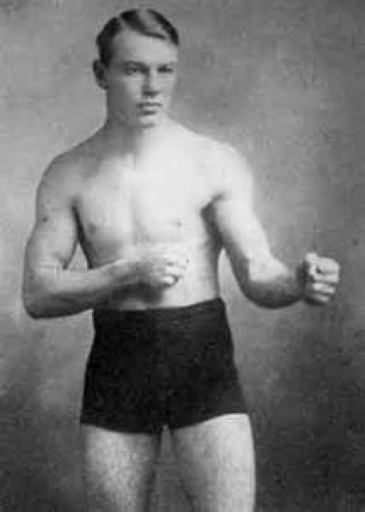 Jack Dillon is the former 175 pound world champion.