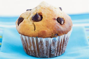 The Chocolate Chip Muffins