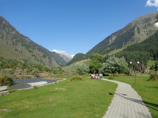 Betaab Vally Jammu & Kashmir