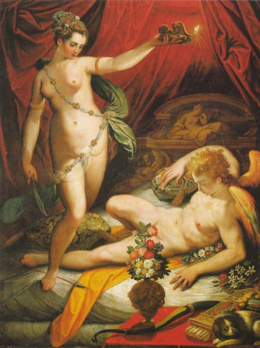 Jacopo Zucchi (1541–1590) PD-art-100