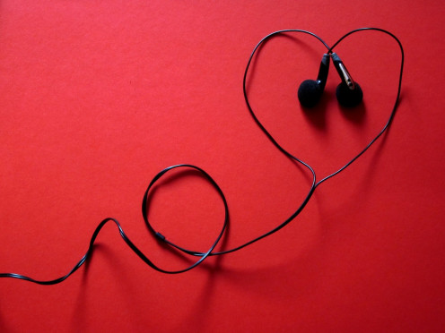 If only we can insert an earphone to our hearts to listen to what it says