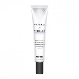 Milky Dress Wrinkle & Whitening Eye Cream