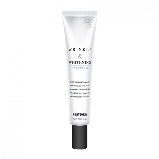 Milky Dress Wrinkle & Whitening Eye Cream