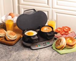 The Beauty of a Breakfast Sandwich Maker