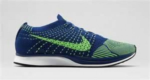 "The Flyknit racer is supposed to ""fit like a sock"" and offer more protection to a runner's feet during a race."