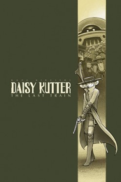 Comic Review - Daisy Kutter - The Last Train