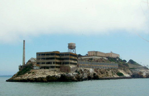 "Alcatraz was the primary location for ""The Rock"" as it has been for many movies"