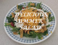 Easy Summer Dish: Beans and Corn Chip Salad