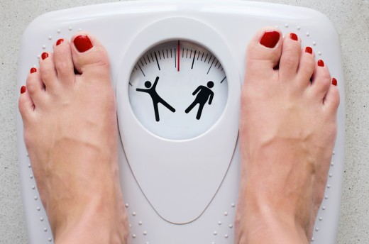 Check The Scales Regularly To Stay Motivated To Lose Weight
