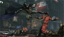 Arkham City & Origins - Guide to Combat