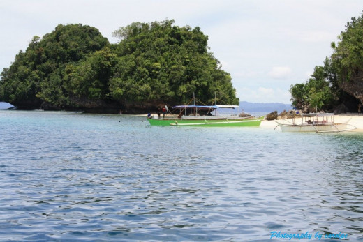 Panglangagan Islands - White Beach Islands, Britanian Islands, Surigao del Sur, Philippines