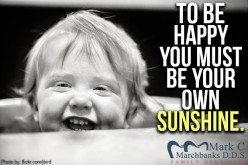 Bring On The Sunshine: How To Savor And Record Moments Of Happiness